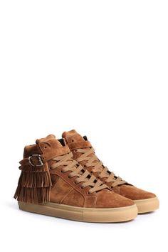 KENNEL & SCHMENGER Sneakers BASKET mit Fransen bei myClassico - Premium Fashion Online Shop