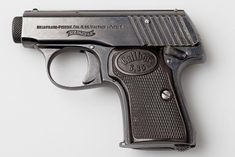Walther Patent Mod 2 25ACP. / 6.35 mm Pocket Pistol 32 Acp, Cartouches, Pocket Pistol, Survival Equipment, Firearms, Hand Guns, Weapons, Army, Amazon