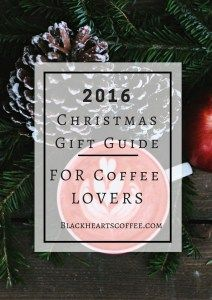 Coffee Gift Guide http://blackheartscoffee.com/great-christmas-gifts-for-coffee-lovers-in-2016 Buy the best coffee gift for your friends and family this year (or yourself...there are unicorns involved)