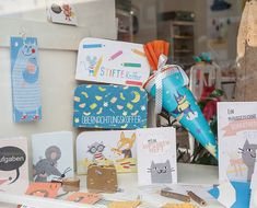 DIE BUNTIQUE - handmade concept store in Wien Baby, Gift Wrapping, Concept, Store, Handmade, Gifts, Department Store, Handmade Toys, Beginning Of School
