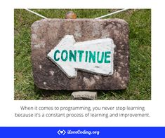 Learn Programming, Never Gonna, Never Stop Learning, How To Become, Campaign, Things To Come, Content, Teaching, Medium