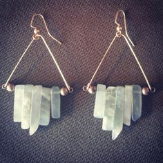 Check out this item in my Etsy shop https://www.etsy.com/listing/511417947/aventurine-brass-earrings