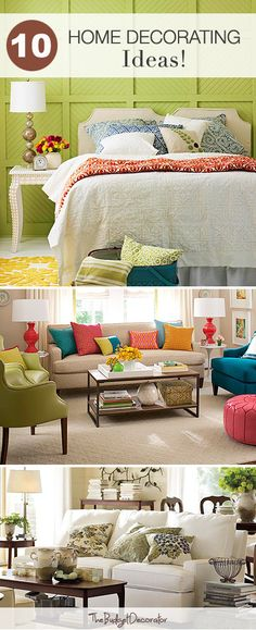 10 Home Decorating Ideas • Bring Your Home Back To Life!