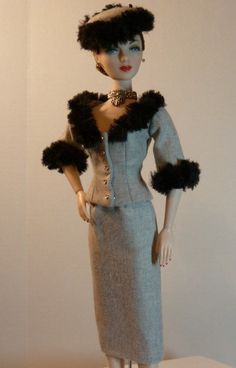 Suit and Hat for Gene Marshall and friends by JKDollClothier