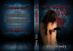 """""""She Becomes You"""" by O.G. Tomes   Its very important that you remember the cover, so when you buy the book you know you have the best thriller this year..."""