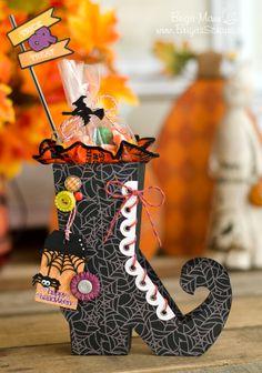 "Brigit's Scraps ""Where Scraps Become Treasures"": Lori Whitlock's Creative Team October Blog Hop!"