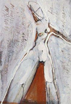 Acrylmalerei, abstrakte Malerei Conny Niehoff