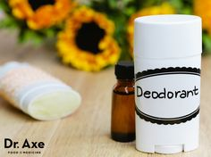 This homemade deodorant recipe is amazing! You only need 3 ingredients to make this effective, healthy and cost effective deodorant!