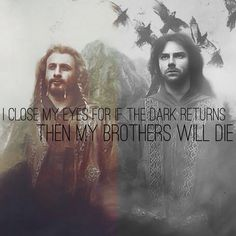 Fili & Kili. The Battle of the Five Armies is going to hurt. A lot. <they are Kili-ng our Fili-ngs