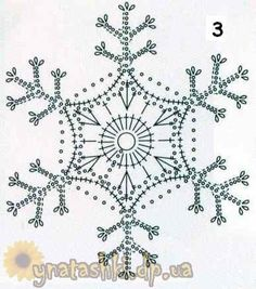Crochet Patterns Christmas Crochet picture result for stars free Crochet Snowflake Pattern, Crochet Stars, Crochet Snowflakes, Doily Patterns, Thread Crochet, Crochet Stitches, Crochet Patterns, Knitting Patterns, Crochet Diagram