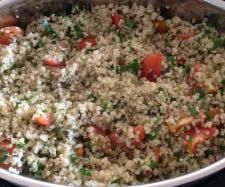 Recipe Quinoa salad by Thermielove - Recipe of category Main dishes - vegetarian