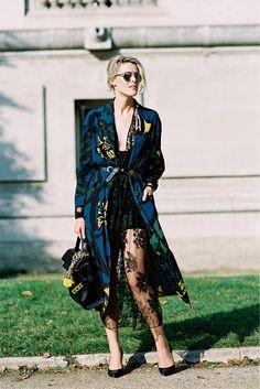 Street-Style Spotlight: Vanessa Jackman - Gallery - Style.com
