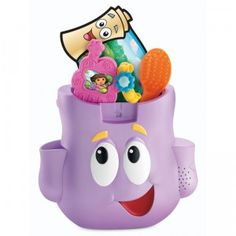 Dora The Explorer Talking Backpack From Fisher Price