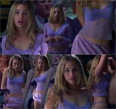 Will coyote ugly strip scene