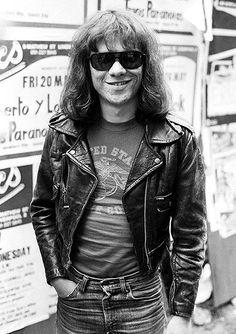 Tommy Ramone: Tommy Ramone in 1977