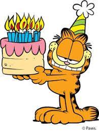 Garfield Geburtstag