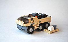 AV Transport Truck by Ironsniper, via Flickr