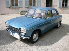 Peugeot 204 - 1965-75