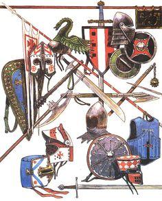 Kingdom of Jerusalem - Arms and Armour. Capital: ♣Jerusalem (1099–1187) ♣Tyre (1187–1191) ♣Acre (1191–1229) ♣Jerusalem (1229–1244) ♣Acre (1244–1291)