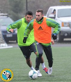 Sounders Weekly Notes for Jan. 29