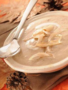 Recette Velouté de châtaignes, notre recette Velouté de châtaignes - aufeminin.com