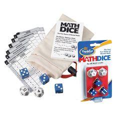 Matematik Zarları (Math Dice) Nasıl Oynanır? Akıldan Matematik – Hızlı eğlenceli bir oyun Matematik, oyuncular anında düşündüğü zaman daha eğlenceli olur! 12 yüzlü iki hedef zarını atın ve hedef sayıyı belirlemek için gelen iki sayıyı birbiriyle çarpın. Sonra 3 adet sayı zarını atın ve hedef sayıyı bulmak için gelen üç sayıyla bir eşitlik kurun; Bu …