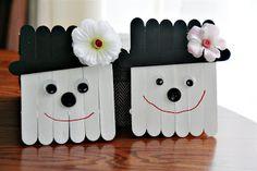 Preschool Crafts for Kids*: 18 Fun Snowman Crafts for Preschoolers