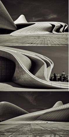 O trabalho conceitual da iraquiana Zaha Hadid deu a ela o privilégio de ser a primeira mulher vencedora do Prêmio Pritzker de Arquitetura, em 2004, uma das principais premiações da área no mundo.