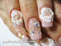[99237_cny+gel+pink+holo+stars+inlay+w+fluffy+flowers+165+closeup.jpg]