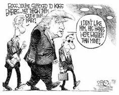 Political Cartoons of the Week: Trump Baby Vote