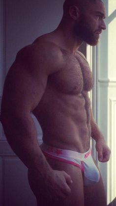 amateur muscle guys in panties tumblr