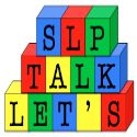 Let's Talk Speech-Language Pathology is a website with lots of materials and helpful ideas. Thanks to Jennifer Byerly for letting me know about this!