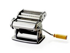 Imperia Pasta Machine          Use my personal invitation and you and I will both get a $10 credit!  http://osky.co/OyOFSu    $69
