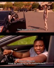 Sneaky Prius