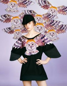 Tsumori Chisato I started to love her with this collection! Absolutely fabulous!!!  AW2005-2006