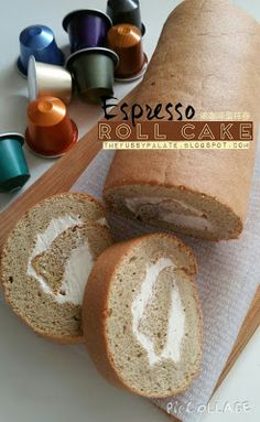 The Fussy Palate: Espresso Roll Cake