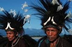 North East Indian tribe
