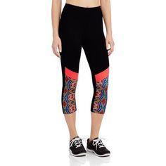 Sauci Juniors Color Block Capri Pants
