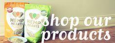 Hemp Hearts! Get Hemp Healthy! #hemphearts #manitobaharvest #hempproducts