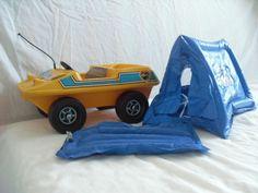 Sindy doll camping set - ahhhhh, the memories this brings back!  :)