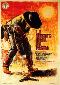For a Few Dollars More (Spanish) 11x17 Movie Poster (1966)