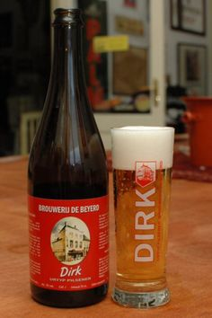 Dirk Urtype Pilsener -  wat wil zeggen dat dit ondergistend bier gebrouwen is naar het originele voorbeeld uit 1842. In die tijd werd hop o.a. gebruikt alsconserveringsmiddel. Dirk is zo'n klassieke pilsener met een soepele maar aanwezige bitterheid en een alcoholpercentage van 5%. Dirk Urtyp is voor het eerst gebrouwen ter gelegenheid van de geboorte van Dirk de Jongh, jongste zoon van Orson. Inmiddels is het een vaste waarde geworden in onze brouwerij en bijna het hele jaar verkrijgbaar.