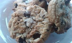 This is how it all started in in 2007 - Our Famous Chewy Chocolate Chip Cookie ! www.3ducklings.com www.facebook.com/3ducklings