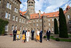 Prince Charles, Cuba, Luxembourg Germany, Grand Duc, Prince Héritier, Photo Souvenir, Nostalgia, Casa Real, Royal Fashion