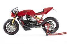 "Moto Guzzi ""Retro Le Mans"" 1450 by Radicalguzzi"