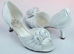 Alayna  - 6 cm heel Bridal Shoes, Heels, Wedding, Beautiful, Joy, Fashion, Bride Shoes Flats, Heel, Valentines Day Weddings