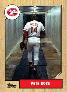 Selling Baseball Cards, Pete Rose, Cincinnati Reds, Hustle, Mlb, Gems, Sports, Baseball Promposals, Hs Sports