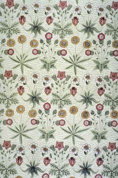 William Morris - daisy wallpaper
