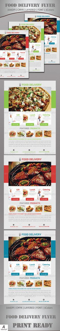 19 best Food Delivery Branding images on Pinterest Branding