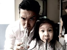 How much fun would it be to have him for an uncle! 130701 Siwon twitter update :D